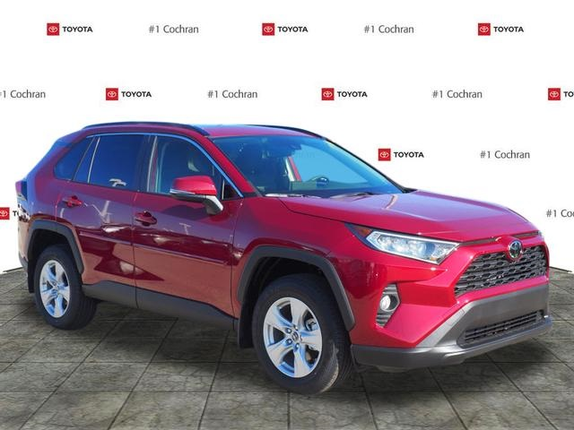 New 2019 Toyota Rav4 Xle 4d Sport Utility In North Huntingdon