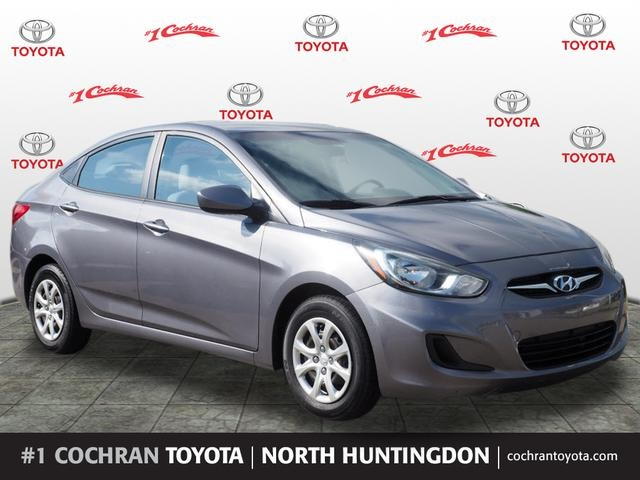 Pre-Owned 2013 Hyundai Accent GLS