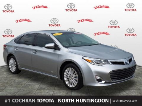 Certified Pre-Owned 2015 Toyota Avalon Hybrid PRM